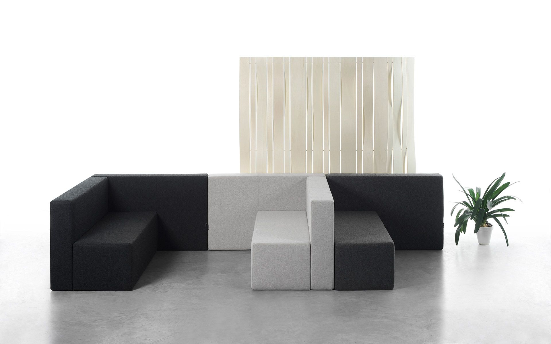 banquettes abc diffusion mobiliers d 39 am nagement de bureaux. Black Bedroom Furniture Sets. Home Design Ideas