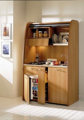 Kitchenette - Largeur 125