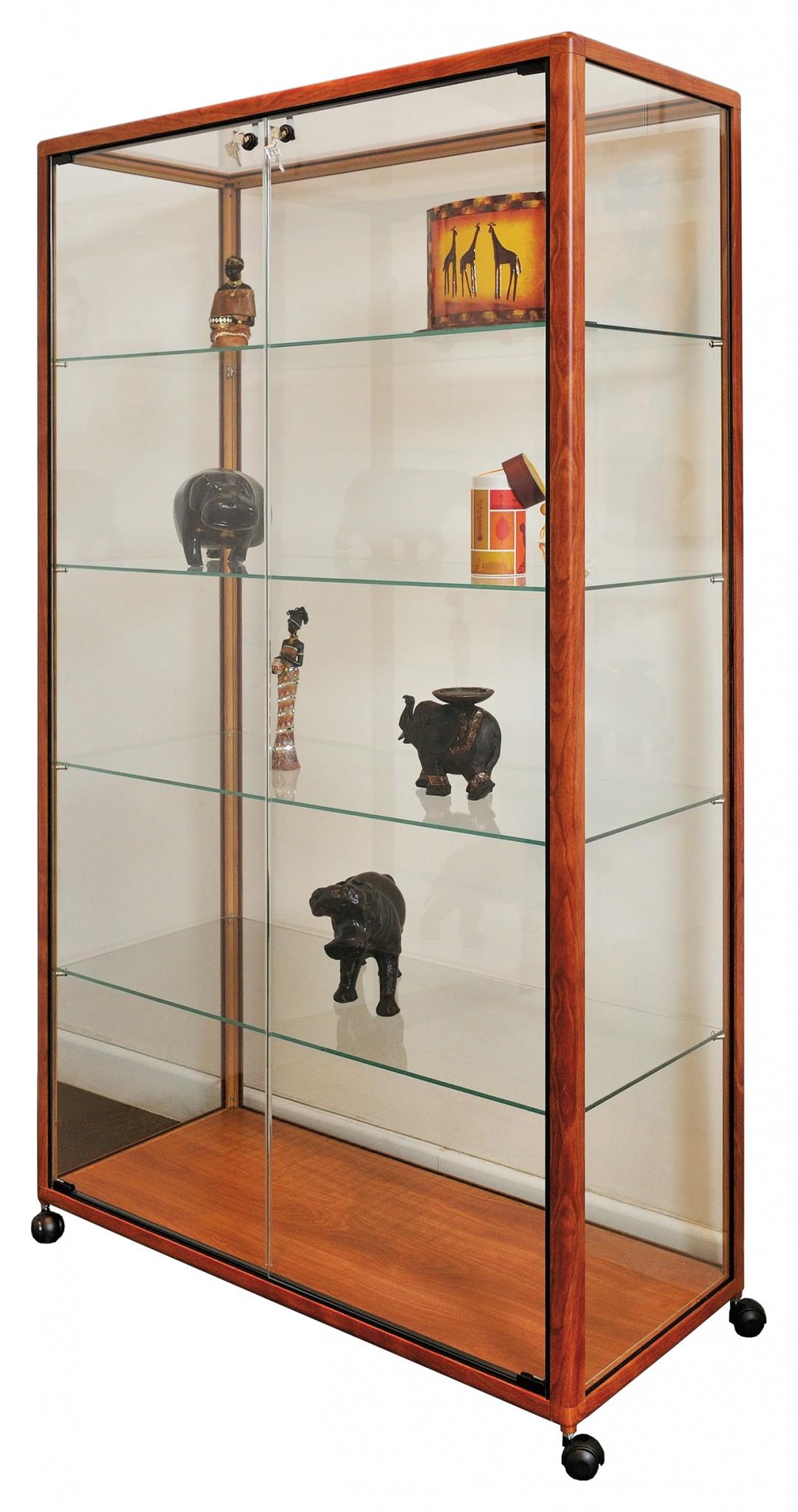 vitrines d exposition abc diffusion mobiliers d 39 am nagement de bureaux. Black Bedroom Furniture Sets. Home Design Ideas